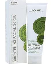 Acure-Organics-Brightening-Facial-Scrub-Sea-Kelp+-Chlorella-Growth-Factor-4-oz-0