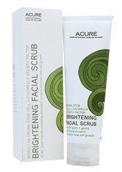 Acure-Organics-Brightening-Facial-Scrub-Sea-Kelp+-Chlorella-Growth-Factor-4-oz-0