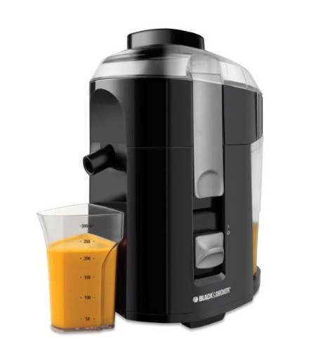 Black-Decker-JE2200B-400-Watt-Fruit-and-Vegetable-Juice-Extractor-with-Custom-Juice-Cup-0
