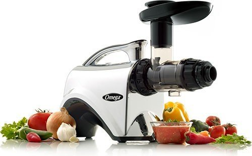 Omega Juicer NC900HDC Nutrition Center