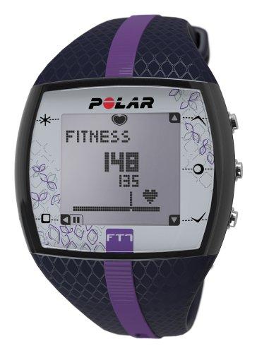 Polar Ft7 Heart Rate Monitor Blue Lilac Healthy Living Hub