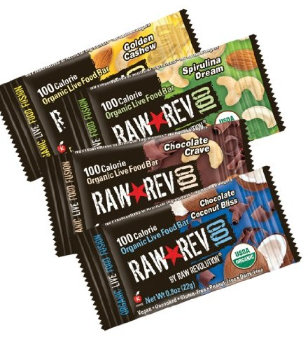 Raw-Rev-100-4-Flavor-Variety-Pack-100-Calorie-Organic-Live-Food-Bar-0.8-Ounce-Bars-Pack-of-24-0