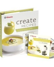 Vita-Mix-Create-Recipe-Book-with-Chef-Steve-Schimoler-Instructional-DVD-0