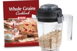 Vitamix-Eastman-Tritan-Copolyester-32-Ounce-Container-with-Dry-Blade-Lid-and-Recipe-Book-0