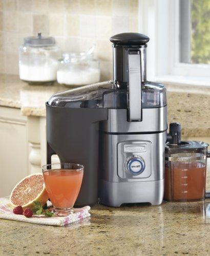 Healthy Living Slow Juicer Natural Juice Extractor : 1000-Watt 5-Speed Juice Extractor