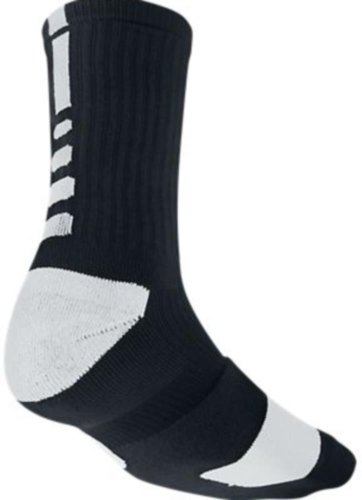 Nike-SX3693-007-Elite-Performance-Sock-BlackWhite-0