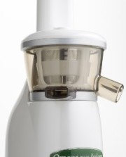 Omega-VRT330-Dual-Stage-Vertical-Single-Auger-Low-Speed-Juicer-White-0