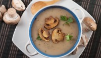 no-cream-mushroom-soup